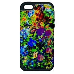 The Neon Garden Apple Iphone 5 Hardshell Case (pc+silicone)