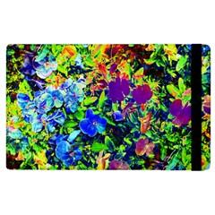 The Neon Garden Apple Ipad 3/4 Flip Case