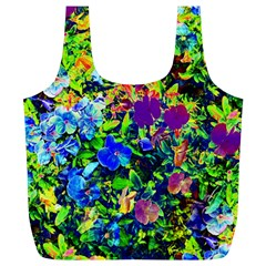 The Neon Garden Full Print Recycle Bags (l)