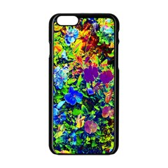 The Neon Garden Apple iPhone 6 Black Enamel Case