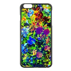 The Neon Garden Apple iPhone 6 Plus Black Enamel Case