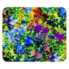 The Neon Garden Double Sided Flano Blanket (small)