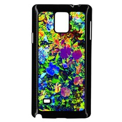 The Neon Garden Samsung Galaxy Note 4 Case (Black)