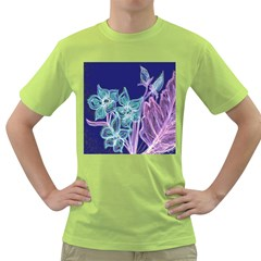 Bluepurple Green T-Shirt