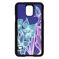 Bluepurple Samsung Galaxy S5 Case (Black)