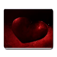 Red Heart Large Mousepads