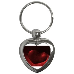 Red Heart Key Chains (heart)