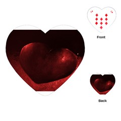Red Heart Playing Cards (Heart)