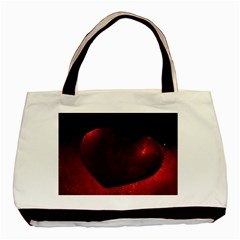 Red Heart Basic Tote Bag