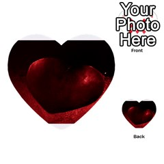 Red Heart Multi-purpose Cards (Heart)