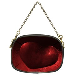 Red Heart Chain Purses (two Sides)
