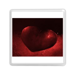 Red Heart Memory Card Reader (Square)