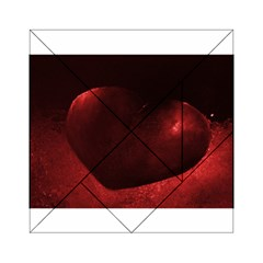 Red Heart Acrylic Tangram Puzzle (6  x 6 )
