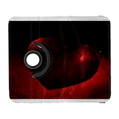 Red Heart Samsung Galaxy S  Iii Flip 360 Case