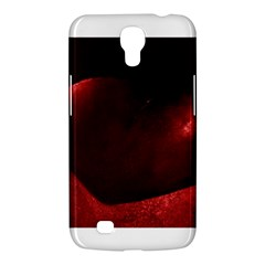 Red Heart Samsung Galaxy Mega 6 3  I9200 Hardshell Case