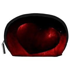 Red Heart Accessory Pouches (large)