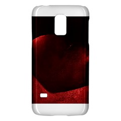 Red Heart Galaxy S5 Mini