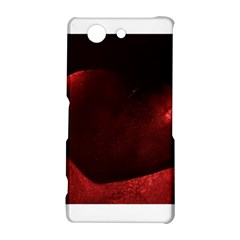 Red Heart Sony Xperia Z3 Compact