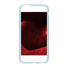 Red Heart Apple Seamless iPhone 6 Case (Color)