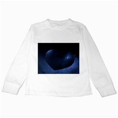 Blue Heart Collection Kids Long Sleeve T-Shirts