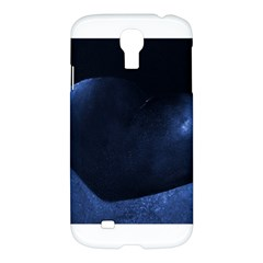 Blue Heart Collection Samsung Galaxy S4 I9500/i9505 Hardshell Case