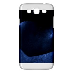 Blue Heart Collection Samsung Galaxy Mega 5 8 I9152 Hardshell Case