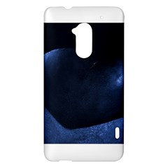 Blue Heart Collection HTC One Max (T6) Hardshell Case