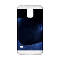 Blue Heart Collection Samsung Galaxy S5 Hardshell Case