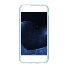 Blue Heart Collection Apple Seamless iPhone 6 Case (Color)