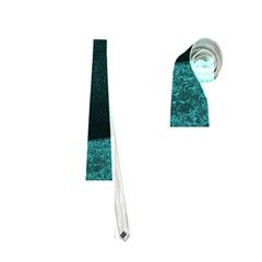 Teal Heart Neckties (One Side)