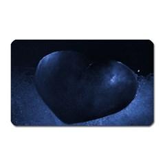 Blue Heart Collection Magnet (rectangular)