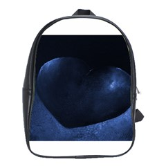 Blue Heart Collection School Bags (xl)