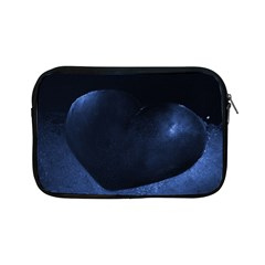 Blue Heart Collection Apple Ipad Mini Zipper Cases