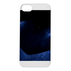 Blue Heart Collection Apple Iphone 5s Hardshell Case