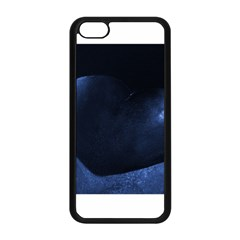 Blue Heart Collection Apple Iphone 5c Seamless Case (black)