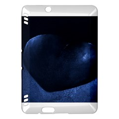 Blue Heart Collection Kindle Fire Hdx Hardshell Case