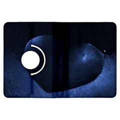 Blue Heart Collection Kindle Fire HDX Flip 360 Case
