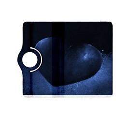 Blue Heart Collection Kindle Fire Hdx 8 9  Flip 360 Case