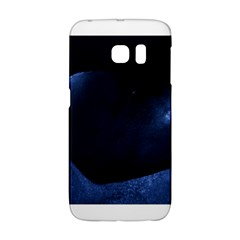 Blue Heart Collection Galaxy S6 Edge