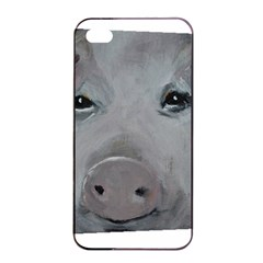Piggy No  1 Apple Iphone 4/4s Seamless Case (black)
