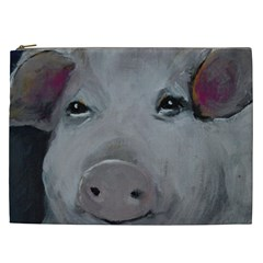 Piggy No  1 Cosmetic Bag (xxl)
