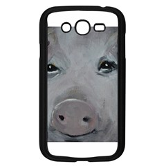 Piggy No  1 Samsung Galaxy Grand Duos I9082 Case (black)