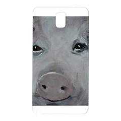 Piggy No  1 Samsung Galaxy Note 3 N9005 Hardshell Back Case