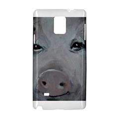 Piggy No. 1 Samsung Galaxy Note 4 Hardshell Case