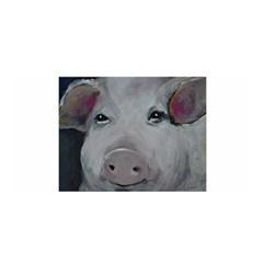 Piggy No  1 Satin Wrap