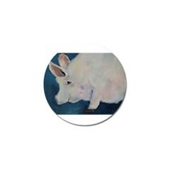 Piggy No  2 Golf Ball Marker (4 Pack)