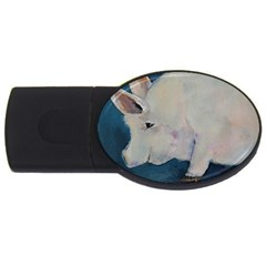 Piggy No  2 Usb Flash Drive Oval (4 Gb)