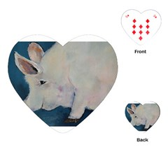 Piggy No  2 Playing Cards (heart)