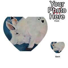 Piggy No. 2 Playing Cards 54 (Heart)