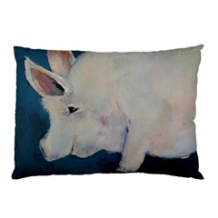 Piggy No  2 Pillow Cases